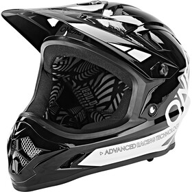 O'Neal Backflip RL2 Casque, bungarra-black/white
